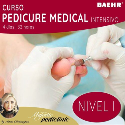 curso pedicure medical